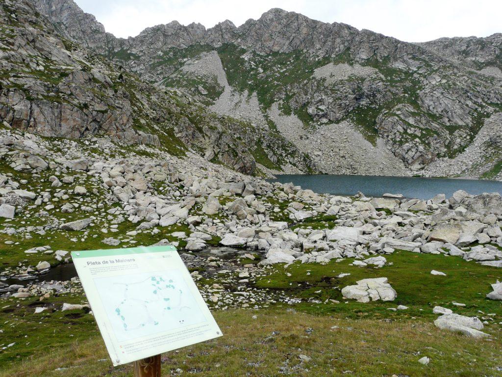 estanys mainera 7a Etapa Estanys de la vall d'Assua