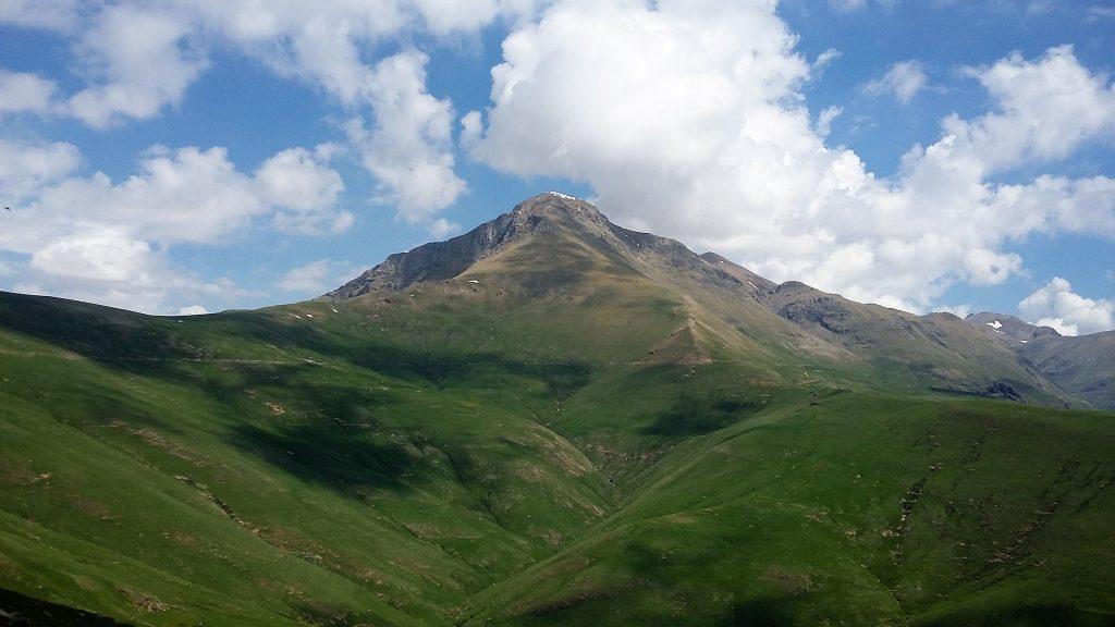 montsent del pallars llesui espot ruta el mirador 25/2000 en 4x4 Pallars Sobira