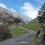 Por los paisajes del poema de Verdaguer, el alto Noguera Pallaresa, de Alós el Pla de Beret